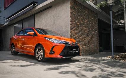 Người mua có thể sẽ hụt hẫng về Toyota Vios 2021