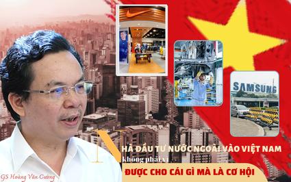 Nhà đầu tư nước ngoài vào Việt Nam không phải vì được cho cái gì mà là cơ hội