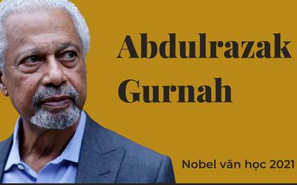 """Nhà văn giành giải Nobel 2021 - Abdulrazak Gurnah: """"Văn chương phải có tính phổ quát"""""""