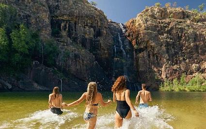 Điểm đến phim trường hẻo lánh hút du khách khi Australia sắp mở cửa với du lịch quốc tế