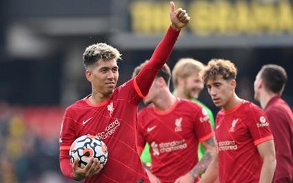 """Liverpool thắng """"bàn tay nhỏ"""", HLV Klopp đưa Firmino lên """"mây xanh"""""""