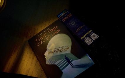 'Thức tỉnh điều vô hình' - cuốn sách giải phóng tâm trí cho người hiện đại