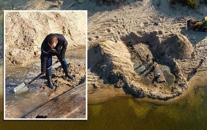 Bước đột phá khảo cổ có thể làm sáng tỏ bí ẩn đắm tàu Hoàng gia 200 năm trước
