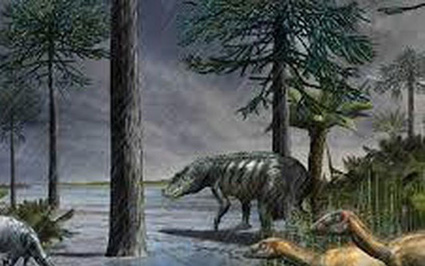 234 triệu năm trước, từng có một trận mưa kéo dài... 2 triệu năm