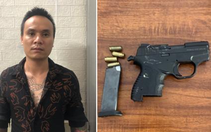 Vụ bắn người trước cửa quán cơm từ thiện ở Hải Phòng: Bắt nghi phạm nổ súng