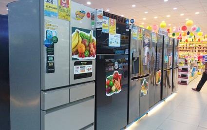 Hàng loạt tủ lạnh giảm giá sâu, nhiều mẫu cỡ lớn rẻ khó tin