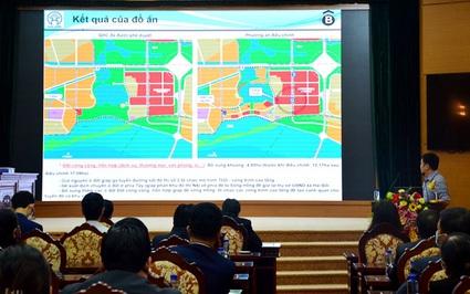 Công bố đồ án điều chỉnh quy hoạch xây dựng tại huyện Đông Anh để xây dựng dự án thành phố thông minh