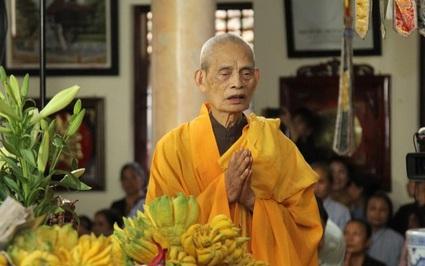 Đức Trưởng lão Hòa thượng Thích Phổ Tuệ qua đời ở tuổi 106