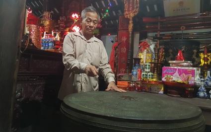 Kể chuyện làng: Chuyện về trống đồng Ngọc Lũ ngoại kể