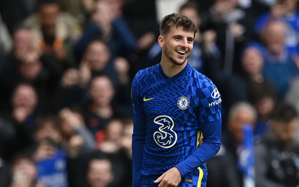 """Chelsea đại thắng 7-0, HLV Tuchel đưa Mason Mount """"lên mây xanh"""""""