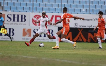 Viettel FC chia tay ngoại binh Brazil được định giá 350.000 euro