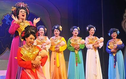 """100 năm sân khấu kịch nói Việt Nam (kỷ 3): Kịch nói """"mất trắng"""" khán giả vì đâu?"""
