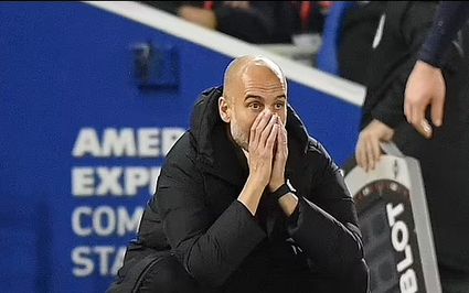 Man City đè bẹp Brighton, HLV Guardiola nói điều bất ngờ về Phil Foden