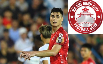 CLB TP.HCM chi đậm, chiêu mộ trung vệ Việt kiều Đức cao 1m86