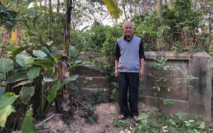"""Chuyện về làng có ngôi """"mộ tóc, móng chân, móng tay"""" của Anh hùng dân tộc Nguyễn Trãi"""