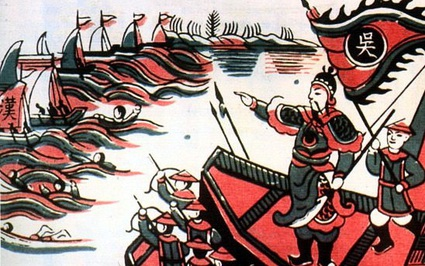 Trận Bạch Đằng năm 938: Danh tướng nào lập trận địa cọc gỗ và chém đầu hoàng tử Hoằng Tháo?