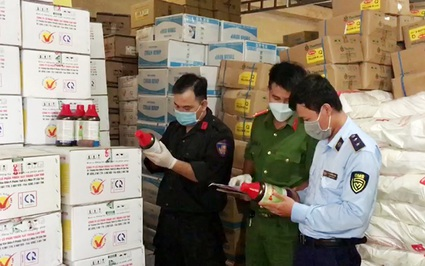 An Giang: Tạm giữ trên 11.500 chai, gói thuốc BVTV, phân bón không rõ nguồn gốc