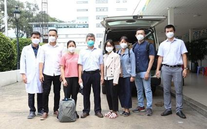 Bệnh viện Chợ Rẫy khảo sát, xây dựng kịch bản phòng chống dịch Covid-19 cho Đắk Lắk