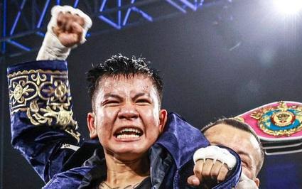 Thu Nhi thăng tiến cỡ nào sau khi giành đai WBO?