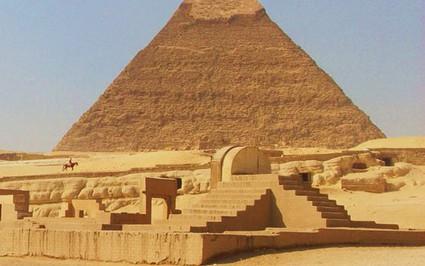 """Bùa chú trên Kim tự tháp Ai Cập """"thiêng"""" như thế nào?"""