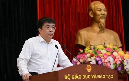 Vụ trưởng Vụ Kế hoạch - Tài chính của Bộ GDĐT xin từ chức