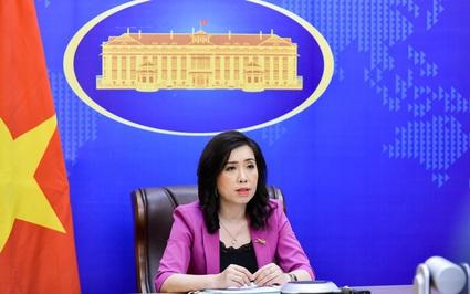 """Người Phát ngôn Bộ Ngoại giao lên tiếng về phim """"Quân đội Vương Bài"""" của Trung Quốc"""