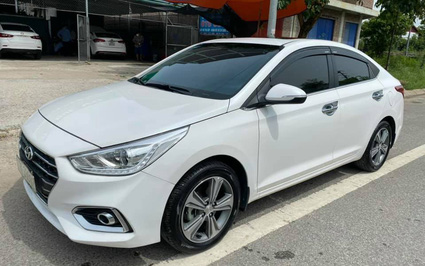 Hyundai Accent 2019 giữ giá khiến Toyota Vios chào thua