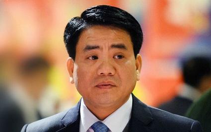 """Cơ quan điều tra: """"Cựu Chủ tịch Hà Nội Nguyễn Đức Chung không thừa nhận sai phạm"""""""