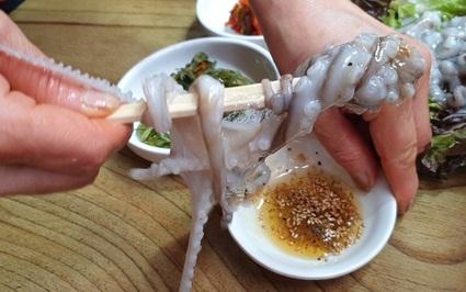 Những đặc sản siêu kinh dị, có loại đặc sản ăn vào...dễ tử vong ở Hàn Quốc mà khách vẫn mê mệt