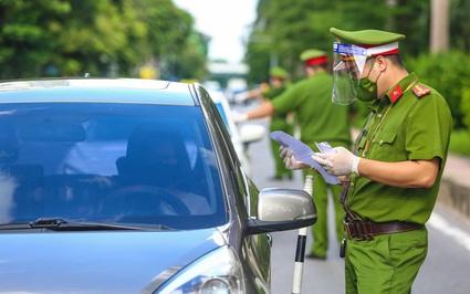 Người ở vùng xanh của Hà Nội có được đi các tỉnh khác?