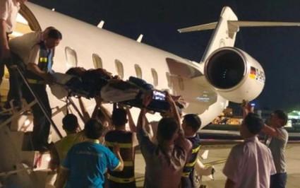 3 du khách Việt cuối cùng vụ bị đánh bom ở Ai Cập về nước an toàn