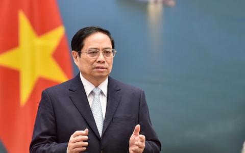 Thủ tướng: Việt Nam chú trọng phát triển các nguồn năng lượng tái tạo