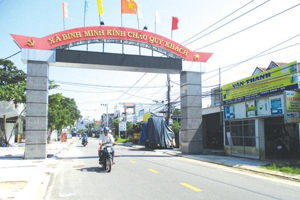 Bình Minh hướng đến đô thị loại V