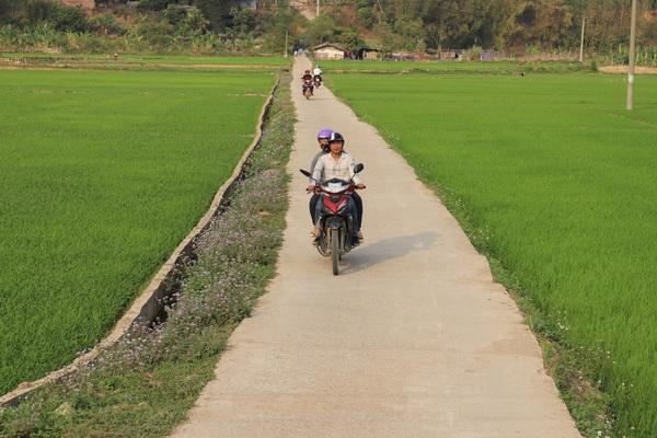 Kỳ tích trong xây dựng Nông thôn mới ở Sơn La