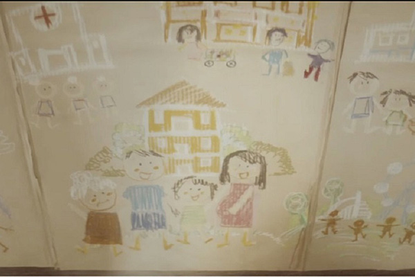 """""""Ngôi nhà Carton"""" – phim ngắn """"gây bão"""" dịp Trung Thu về giá trị của Tổ ấm gia đình"""