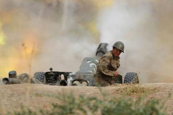 Chiến sự Armenia-Azerbaijan: Nga tiết lộ bất ngờ về lính đánh thuê nước ngoài đang dồn đến vùng chiến