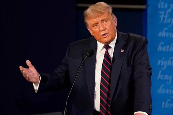 Bầu cử Mỹ: TT Trump chia sẻ cảm xúc sau cuộc tranh luận trực diện đầu tiên bị ông Biden công kích