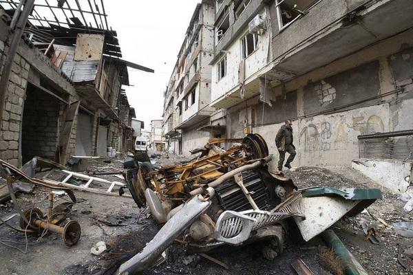 Chiến sự Armenia- Azerbaijan:  Xảy ra trận đánh ác liệt nhất