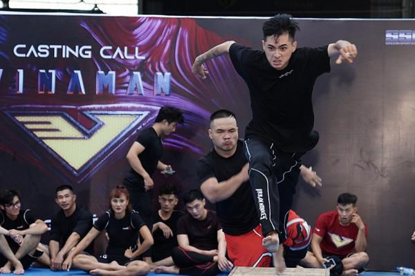 Tất cả nam thần soái ca màn ảnh Việt đồng loạt casting phim siêu anh hùng Việt Nam của Ngô Thanh Vân
