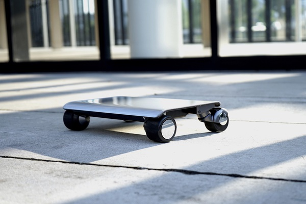 Xe điện tử Walkcar nhỏ cỡ laptop đã có mặt trên toàn thế giới