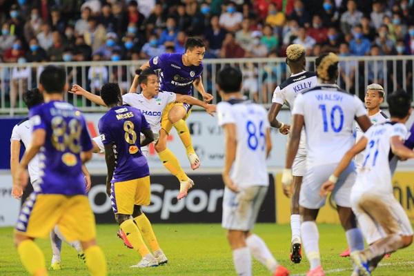 Hậu trận thắng HAGL, Hà Nội FC khủng hoảng hàng thủ