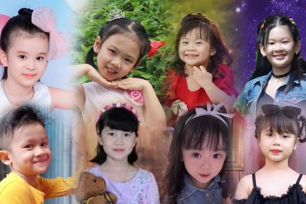 Những gương mặt siêu hot trong làng thời trang trẻ em