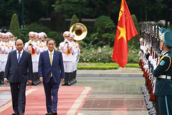 """Thủ tướng Nhật Bản: """"Việt Nam đóng vai trò trọng yếu trong chiến lược của Nhật"""""""