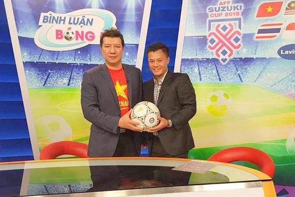 BLV Vũ Quang Huy nói gì khi tài trợ Giải bóng đá Báo NTNN/Dân Việt 2020?