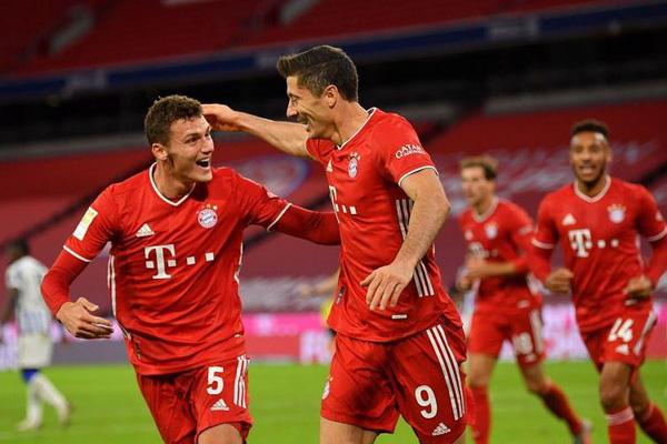 Soi kèo, tỷ lệ cược Bayern Munich vs Atletico Madrid: Khó cản Hùm xám