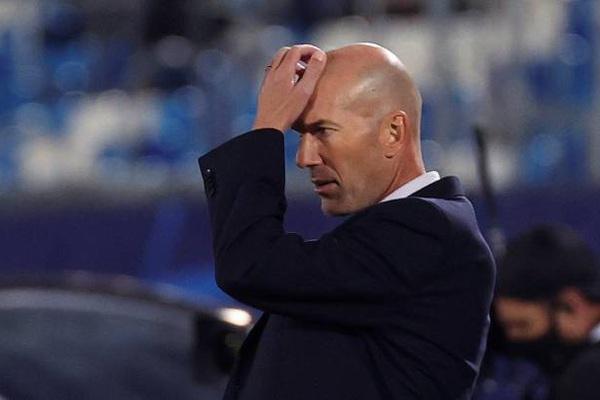 Real Madrid thua sốc Shakhtar Donetsk, HLV Zidane bào chữa thế nào?