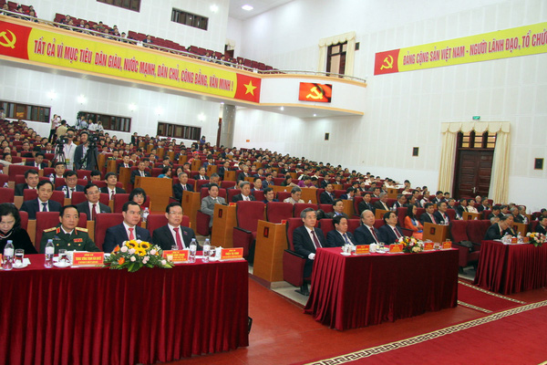 Đại hội Đảng bộ tỉnh Lai Châu: Huy động nguồn lực công - tư để phát triển đường cao tốc, sân bay...