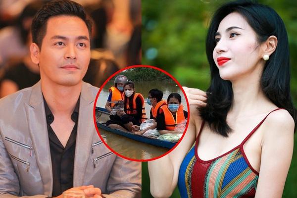 MC Phan Anh nói gì khi nhiều người lo lắng Thủy Tiên phạm luật vì kêu gọi hơn 100 tỷ cho dân vùng lũ?