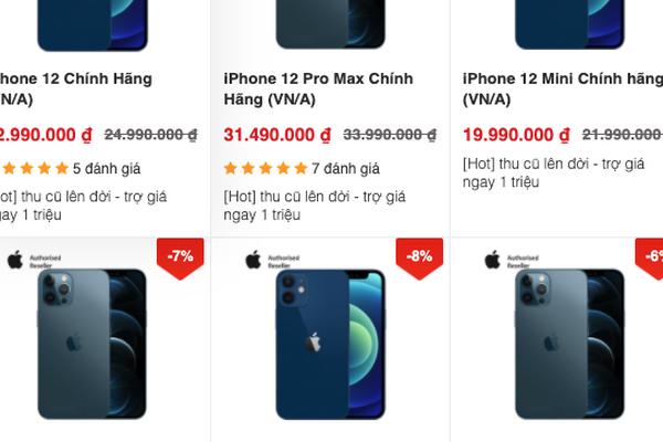 """Tin công nghệ (22/10): Giá iPhone 12 liên tục giảm, Mỹ tung """"độc chiêu"""" với Trung Quốc"""