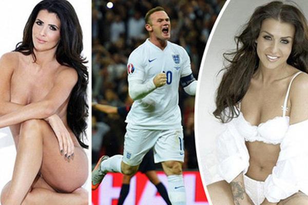 6 bóng hồng từng khiến sự nghiệp và gia đình Rooney điêu đứng